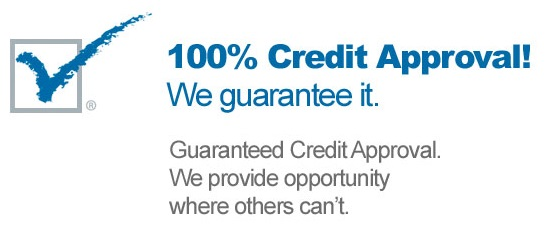 100% Credit Approval